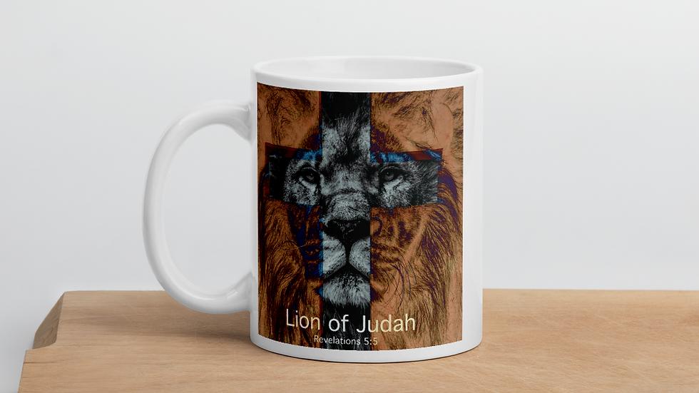 Lion and Lamb- Mug