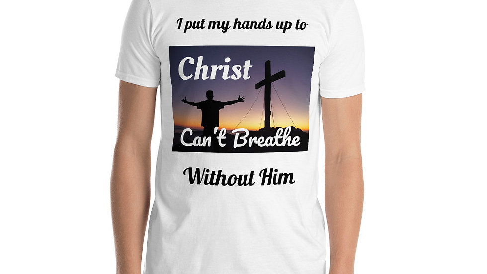 Can't Breathe without Christ