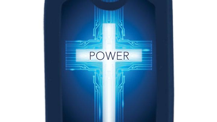 Faith Gear Christian Faith Tag Necklace Power of The Cross