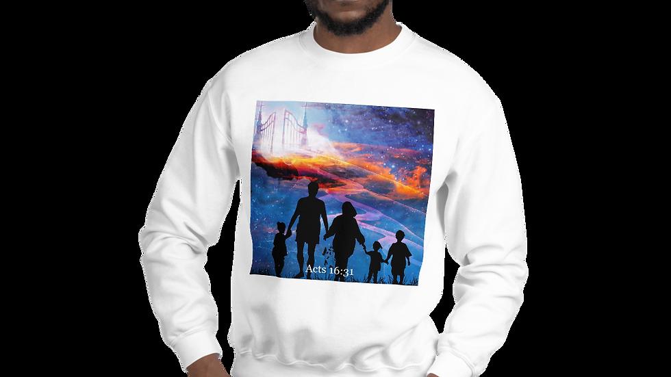You and your household- Unisex Sweatshirt