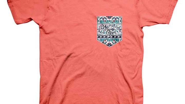 Jesus Christ Monogram Christian T-Shirt