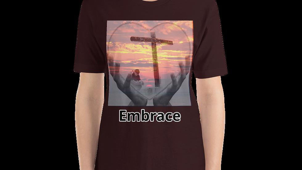 Embrace- Short-Sleeve Women's T-Shirt