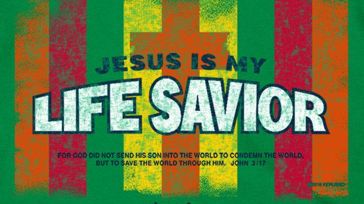 Life Savior Kids T-Shirt