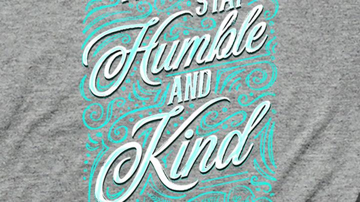 Cherished Girl Christian T-Shirt Humble and Kind