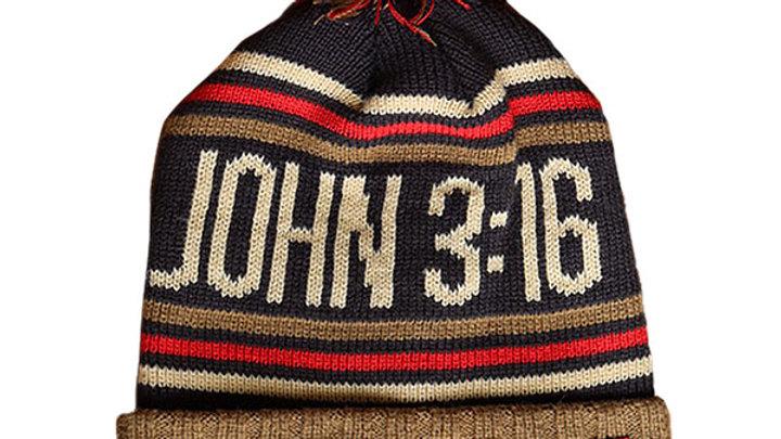 Kerusso Beanie John 3:16
