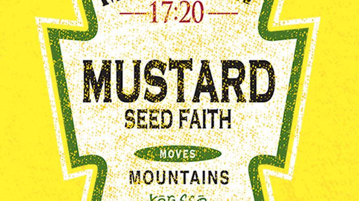 Mustard Kids T-Shirt