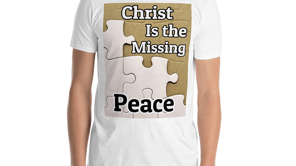 Christ the missing Peace.