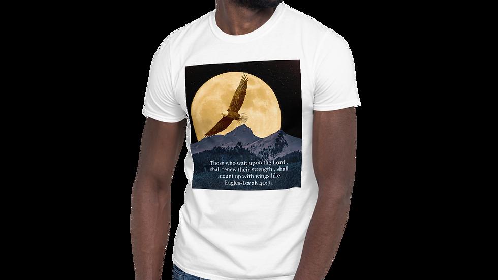 Mount up like wings- Mens Shirt