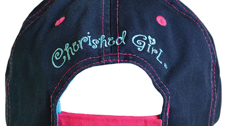 Cherished Girl Blessed Cap
