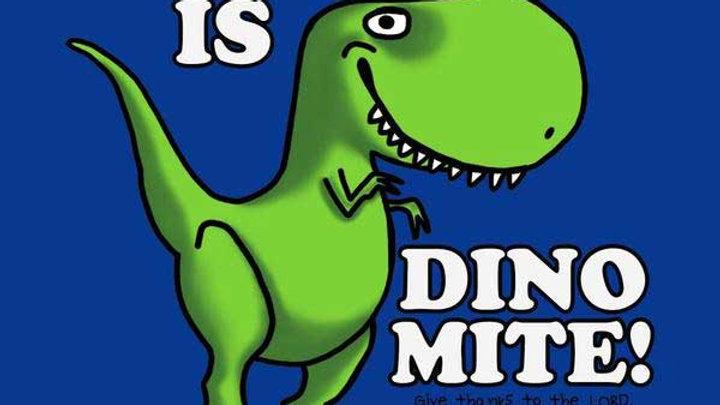 Dino-mite Kids T-Shirts