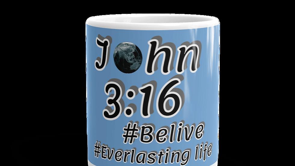 John 3:16- Mug