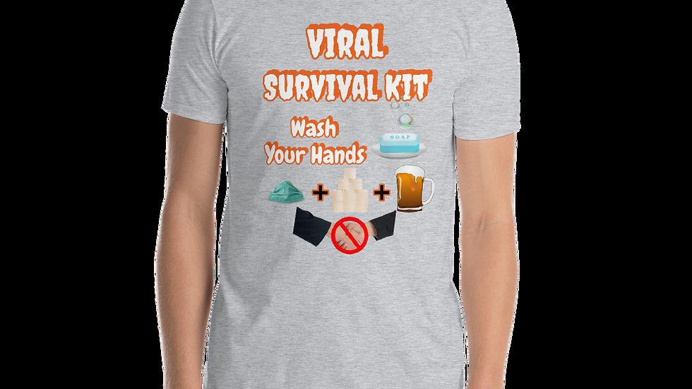 Viral-Short-Sleeve Unisex T-Shirt