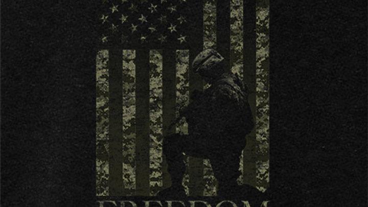 Freedom Wasn't Free Crew Neck Sweatshirt