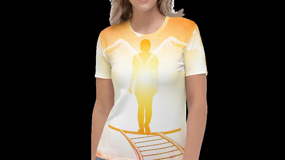 Women's Angel in light of God- All over Print