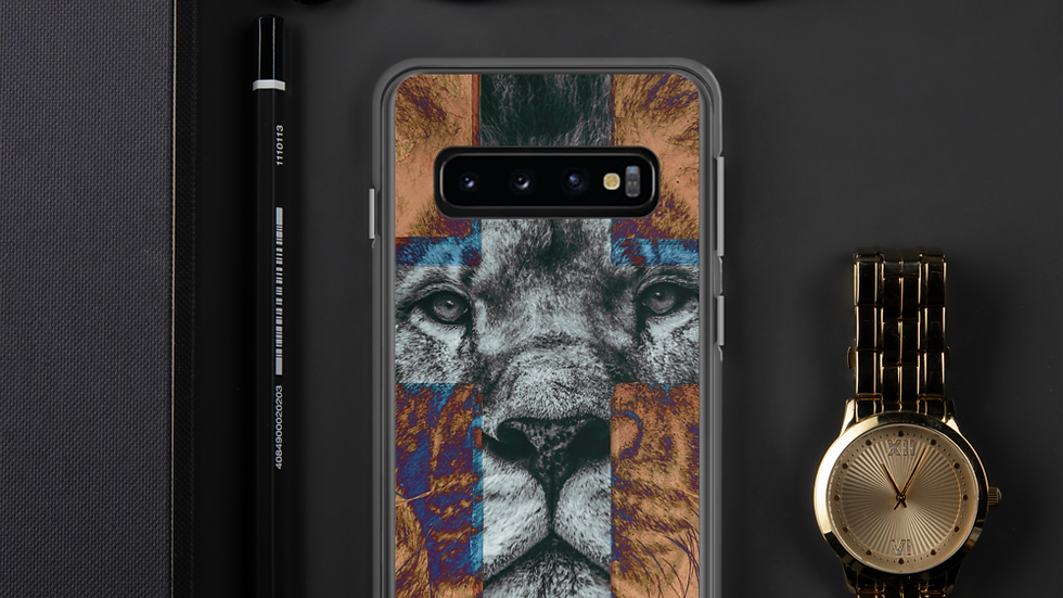 Lion of Judah- Samsung Case