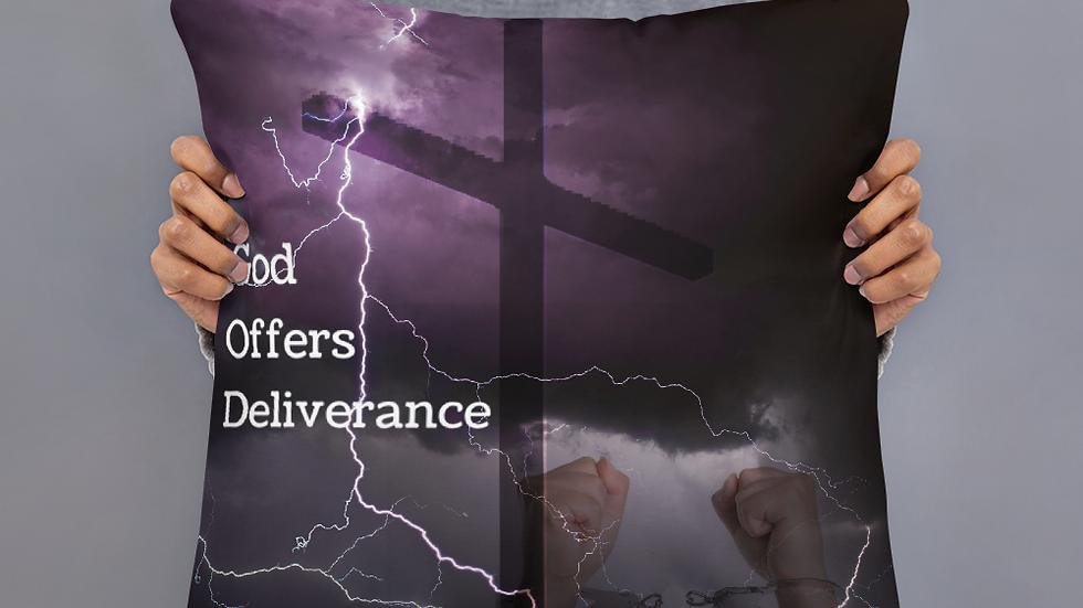 Deliverance -Basic Pillow