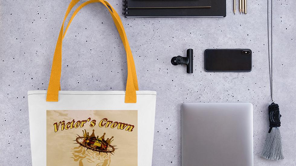 Victor's Crown- Tote bag