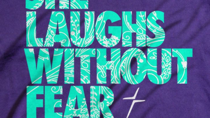 Kerusso Active She Laughs Youth T-Shirt