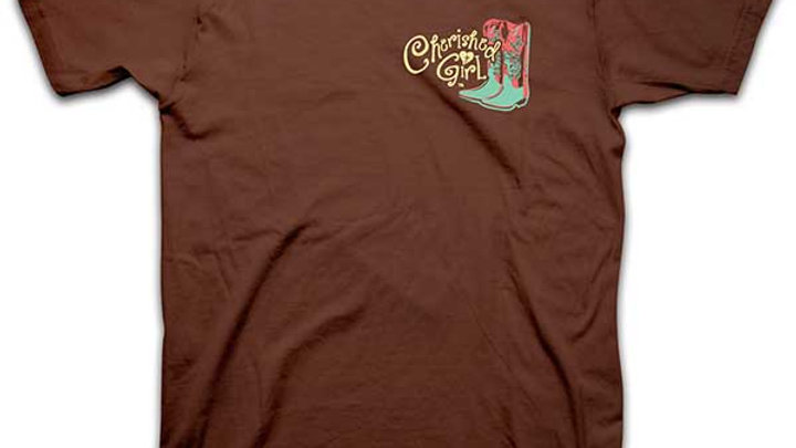 Oh No Cherished Girl Christian T-Shirt