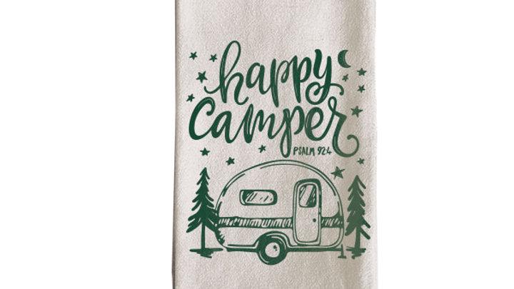 grace & truth Camper Tea Towel