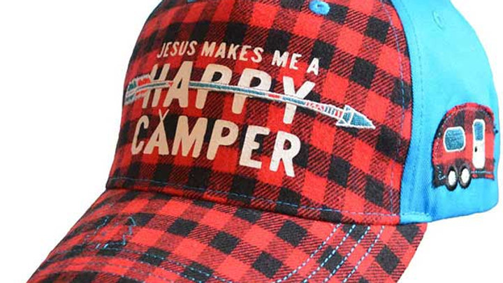 Camper Cherished Girl Cap
