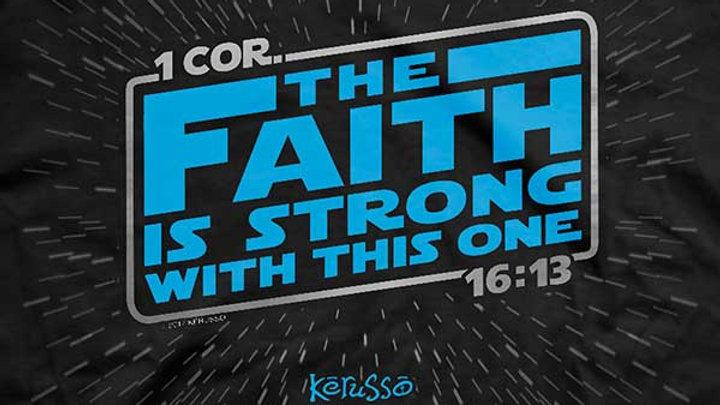Adult T - Faith Is Strong