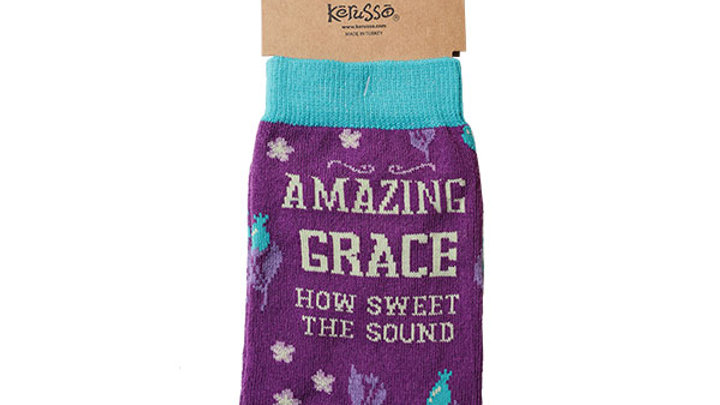 Kerusso Socks Amazing Grace