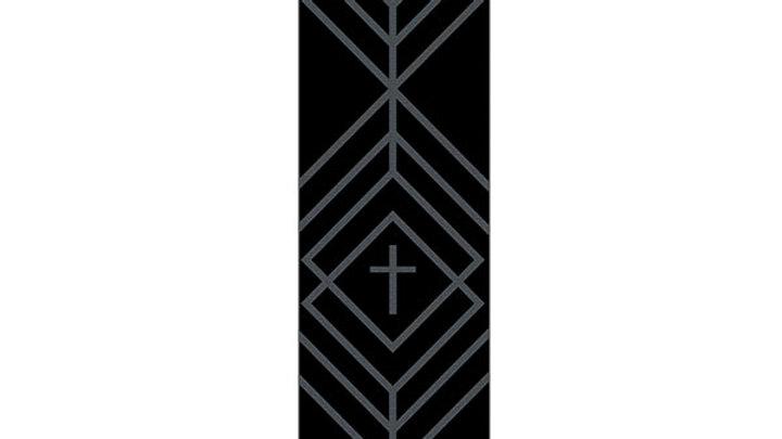 Kerusso® Diamond Cross Guitar Strap