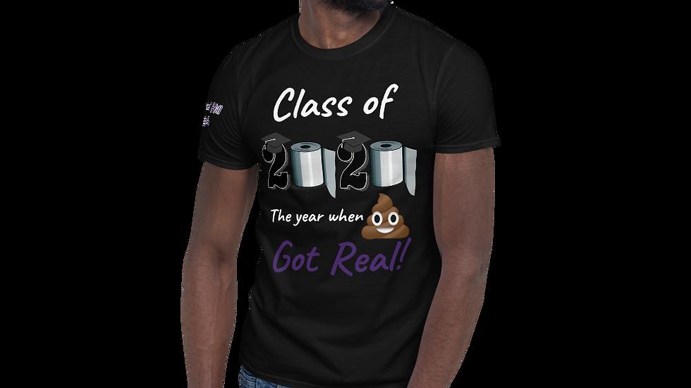 Class of 2020-Chapel Hill-  Short-Sleeve Unisex T-Shirt