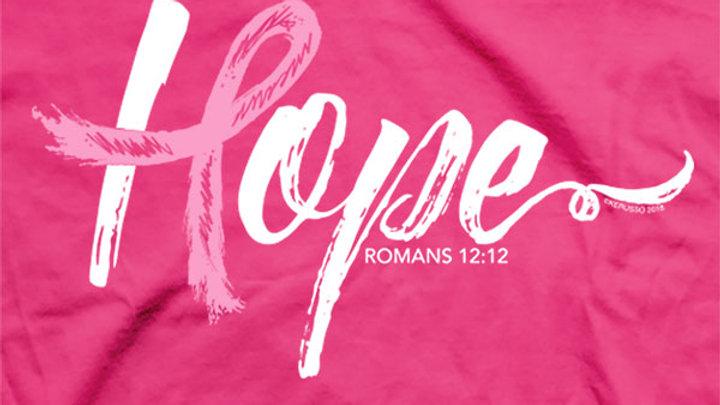 Hope Ribbon T-shirt