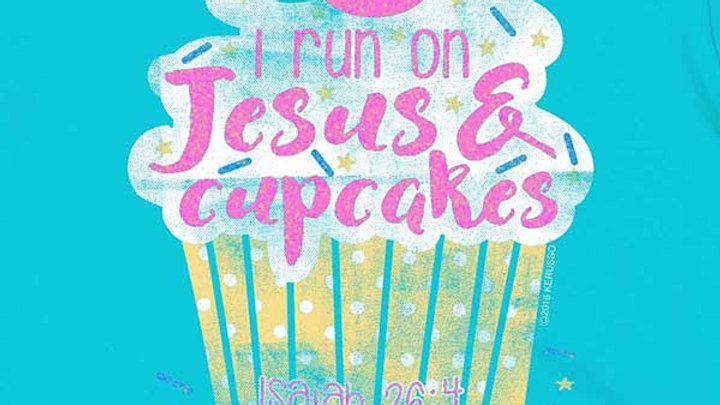 Cupcake Kids T-Shirt
