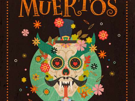 Dia de Muertos au Mexique