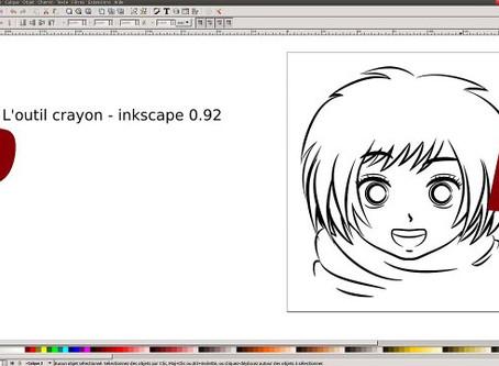 L'outil Crayon