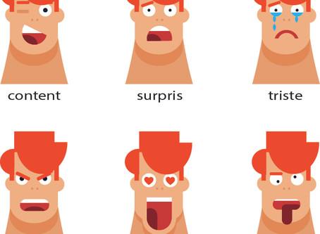 Jouer avec les expressions du visage