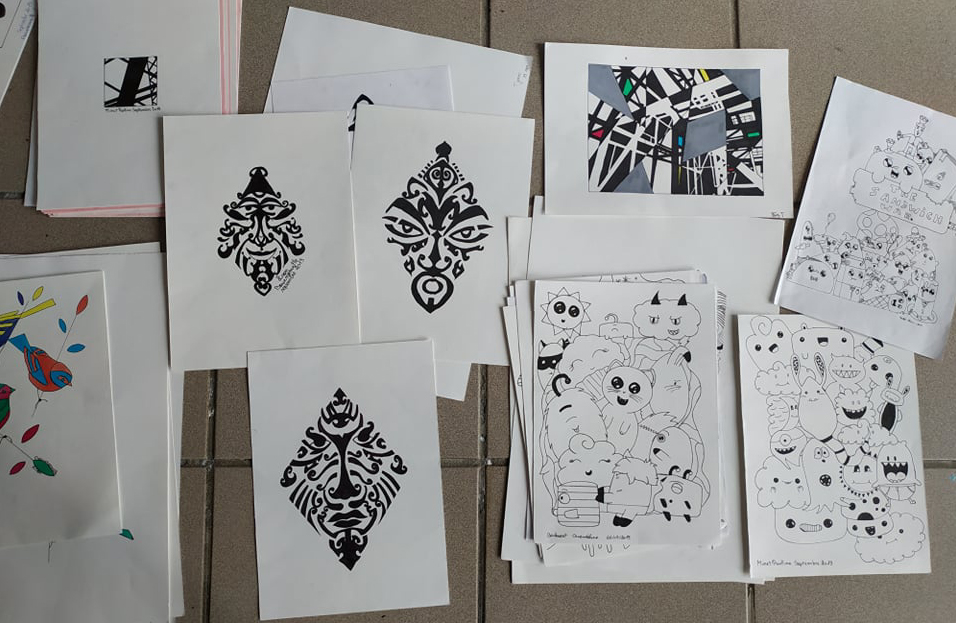 exemples de travaux