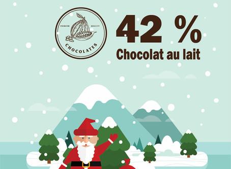 Projet infographie : un packaging pour chocolat – vente de chocolat pour le voyage des 2èmes