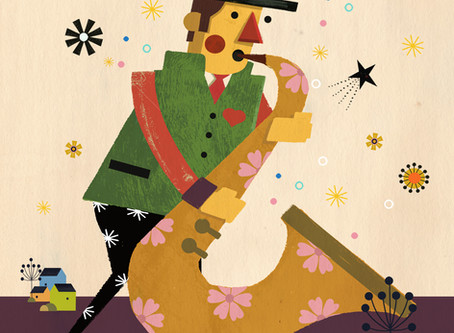 Illustrations - Personnages loufoques