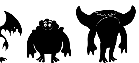 Sculpter et dessiner des monstres dans Insckape