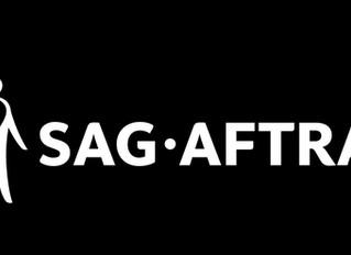 Becoming SAG-AFTRA