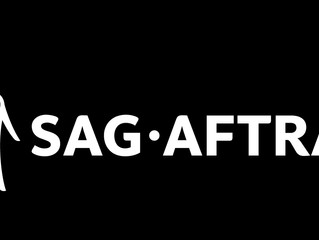 Becoming SAG-AFTRA