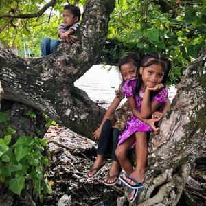 Screening Children for Eye Disease in Micronesia