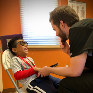 Screening Children for Eye Disease in Navajo Nation