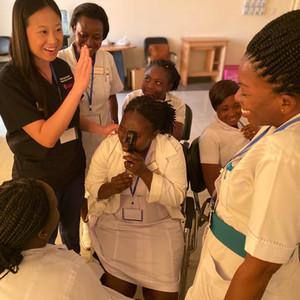 Teaching Retinoscopy in Ghana