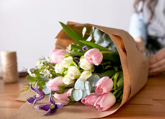 Why Not? Monthly Flower Subscription