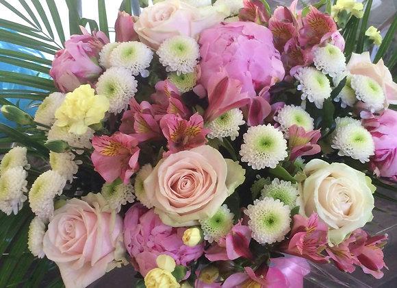 Sweet Rose & Peony Bouquet