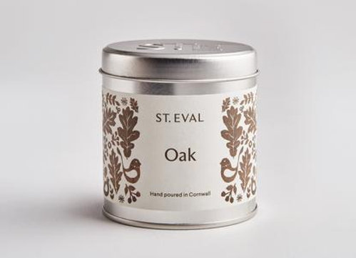 Oak, Folk Scented Candle