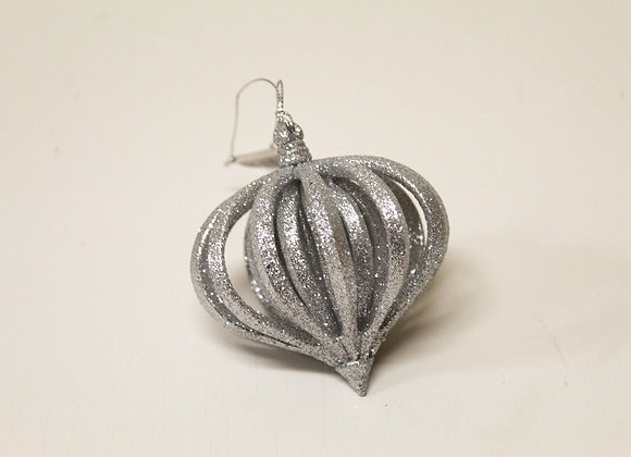Onion Style Sparkly Bauble