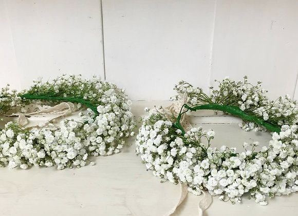 Gypsophila Head Crown