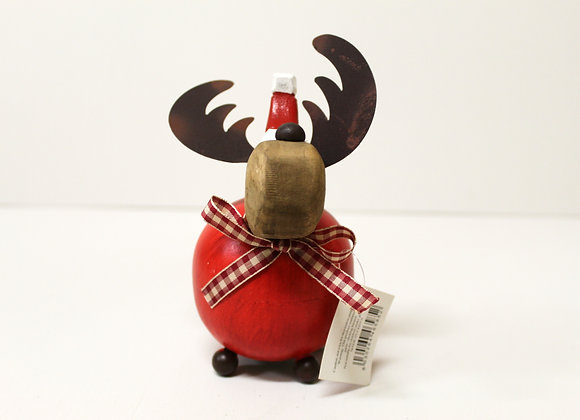 Bubbly Reindeer Chap