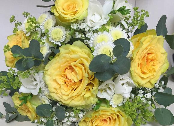 Lemonade Bridal Bouquet